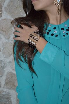 The fashion Diamonds: Invasions strass