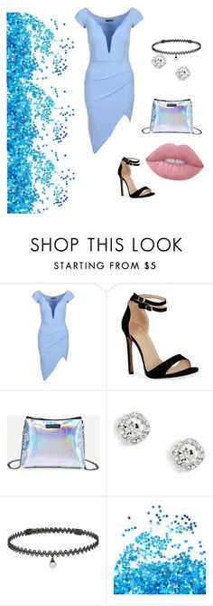 """Untitled #155"" by anjola112 on Polyvore featuring TFNC, BERRICLE and Lime Crime"