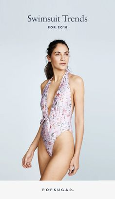 63b33ed033899 Buy These Swimsuits Now and Wear Them Through 2019 — Because They ll Still  Be Cool. Summer SwimwearOne Piece ...