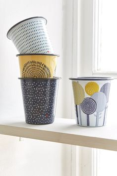 Folkloric Tumblers Set - Urban Outfitters
