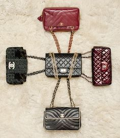 Chanel bags- only wishful thinking