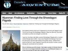 Myanmar: Finding Love at the Shwedagon Pagoda