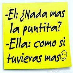 Sarcasm Quotes, Sarcasm Humor, Funny Quotes, Life Quotes, Funny Memes, Jokes, Spanish Humor, Spanish Quotes, Happy Marriage
