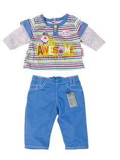 ZAPF CREATION BABY BORN JUNGS KOLLEKTION PUPPE KLEIDUNG NEU in Spielzeug, Puppen & Zubehör, Babypuppen & Zubehör | eBay!