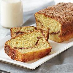 Cinnamon Swirl Quick Bread Mix