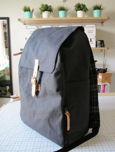 I know. I already made a travel backpack. And in all honesty – a pretty nice one at that. It has been my little tag-along for every adventure I've gone on since finishing it, and I get …