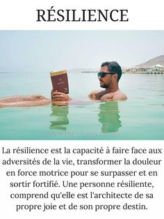 La résilience Positive And Negative, Positive Mind, Positive Attitude, Quotes Positive, Mantra, Best Quotes, Life Quotes, Inspiration Entrepreneur, Burn Out