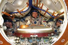 Pictorial Tube: Soyuz spacecraft at the Baikonur cosmodrome