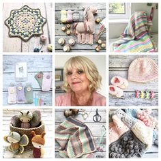 Being brave and joining in with #artvsartist. I've had so much crochet inspiration this year from fabulous designers and working with…