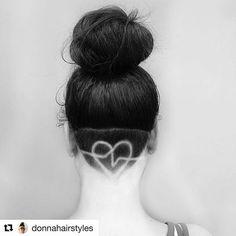 Amazing hair tattoos - Mytattooland.com