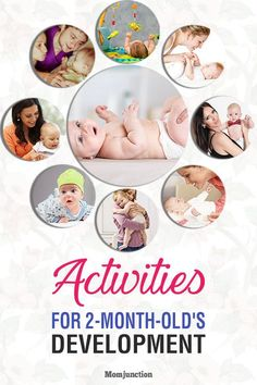 14 Brilliant Activities For Your 2-Month-Old's Development