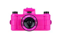 Sprocket Rocket SUPERPOP! Pink - Panoramic Cameras - Cameras - Lomography Shop