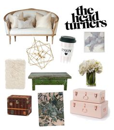 """""""vintage paradise"""" by stylesmanda on Polyvore featuring interior, interiors, interior design, home, home decor, interior decorating, Nordstrom and vintage"""
