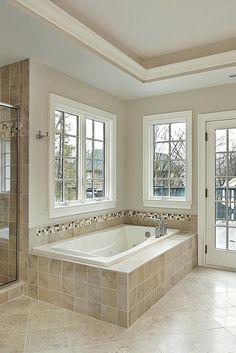 Brilliant master bathroom ideas blue that will impress you Luxury Interior Design, Interior Architecture, Interior Decorating, Diy Decorating, Stylish Home Decor, Unique Home Decor, Stylish Interior, Unique House Design, Design Styles