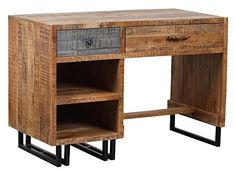 Skandinavische Schreibtische | SKANDINAVISCHE MÖBEL | Sideboard, Office Desk, Corner Desk, Furniture, Home Decor, Products, Tall Drawers, Scandinavian Furniture, Engineered Wood