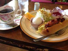 投稿:とまと 山之手店でモーニング♪今日はホットドッグだった。 / No.223864