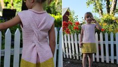 Dress with atwist - Pickles - Pickles