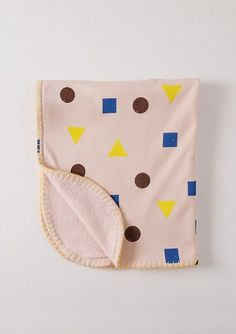 This would be cute/easy to make for a baby. I just need some more fabric paint colors.