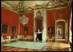 sanssouci interiors | Seller: Andy's Postcards, Saaremaa, ESTONIA Log in to ask the seller a ...