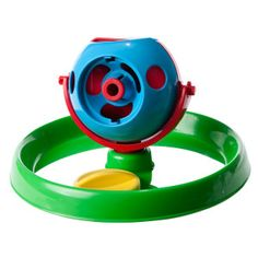 "Toys ""R"" Us® Pets Treat-Go-Round Treat Dispenser Dog Toy | Toys | PetSmart"
