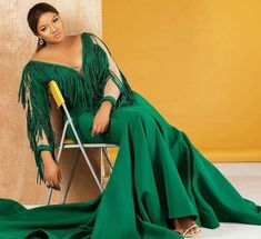 Omotola Jalade-Ekeinde has never heard of 'first fruits'