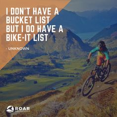 Explore & discover a world of amazing bike tours with Roar Adventures! We make it easy for you to browse and book the best adventure tours on the planet, hand Adventure Tours, Adventure Travel, Happy Daddy, Action List, Bike Quotes, Bicycle Shop, Bike Stuff, Bike Life, Life Goals