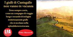 Fabio Marazzoli: Con la LFA i gialli di Cantagallo non vanno in vac...