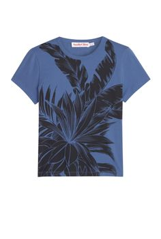 Palm Print T-Shirt by See by Chloe