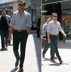 Ryan Gosling looking amazing