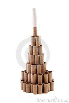 Reciclaje del árbol de navidad