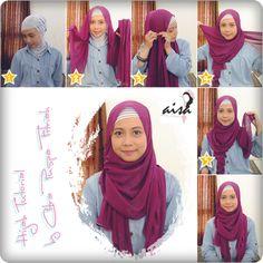 Nalia Rifika Hijab Style
