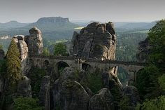 So this amazing bridge is in Germany but I can't figure out exactly where. Any ideas? My only clue is the eastern side!