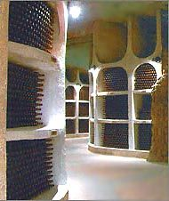Image result for goering's wine cellar