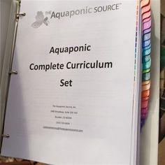 Aquaponics Complete Curriculum Set