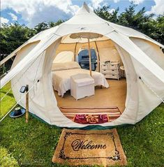 lotus belle 5 metre beautiful hand made glamping tents yurt tipi .Now this is camping. Camping Ideas, Camping Diy, Camping Survival, Camping Hacks, Camping Essentials, Family Camping, Camping Store, Camping Packing, Camping Outfits