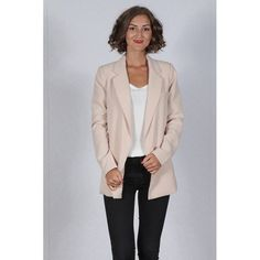 Sacou Dama VERO MODA Long Smoke Gray Smoke, Blazer, Gray, Jackets, Women, Fashion, Down Jackets, Moda, Fashion Styles