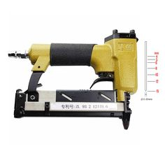 Quality meite P616 Pneumatic Nailing Gun Air Stapler Gun Nailer Tools 4-15MM