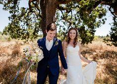 Anya & Jess LGBTQ+ Wedding | Photography: Kenneth Wilks Photography | Publisher: @handhweddings