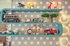 Inspirações para montar e decorar o quarto do bebê - Casinha Arrumada