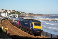 RailPictures.Net Photo: 43 009 First Great Western HST at Dawlish, United Kingdom by Georg Trüb