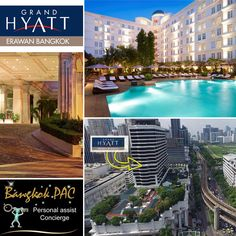 Grand Hyatt Erawan Hotel 5 star in city Bangkok Bangkok Hotel, Grand Hyatt, Tourism, Thailand, Hotels, Memories, Star, City, Outdoor Decor