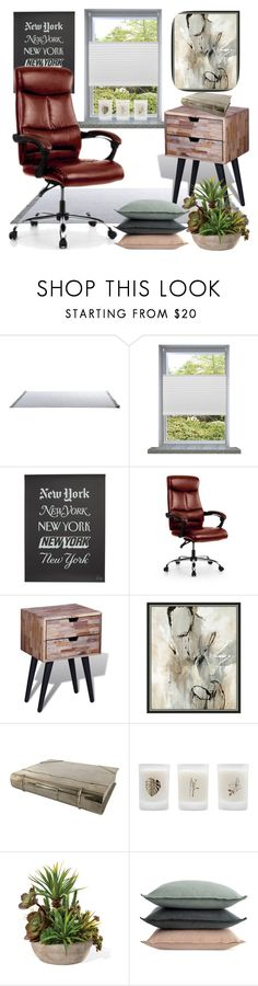 """""""Lov Dock"""" by gaby-mil ❤ liked on Polyvore featuring interior, interiors, interior design, home, home decor, interior decorating, Knowlita, Ralph Lauren, Elizabeth Scarlett and Design Within Reach"""
