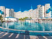 Wau, tak v tomto luxusnom hoteli by som si vedela predstaviť dovolenečku :P