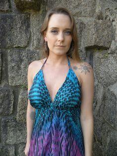 Vestido Deusa Longo 7