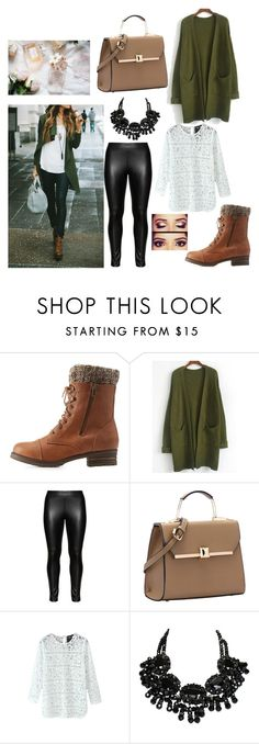 """""""Meeting up wv someone"""" by littlemiss8699 ❤ liked on Polyvore featuring Sportmax, Charlotte Russe, Studio, women's clothing, women, female, woman, misses and juniors"""
