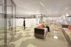 Rabobank office in Roermond, Netherlands.