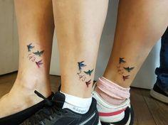 Tatuagens de irmãs: 52 ideias lindas para se inspirar