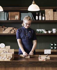 The Stockholm Scene: enjoy buttery caramels while being transported back in time at Pärlans Konfektyr