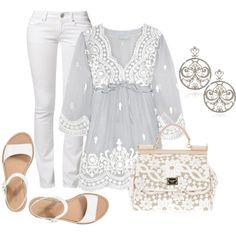 Wednesday Evening by kathy-paul on Polyvore