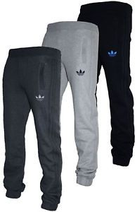 a nuevo para hombre adidas originals spo vellon chandal pantalones de  chandal gimnasio de deportes 3abeefa6e024
